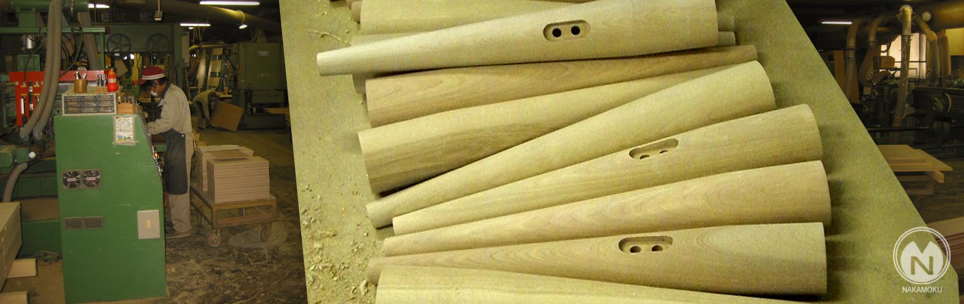 株式会社 中島木芸社|木製家具製造現場